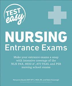 Nursing Entrance Exams Book