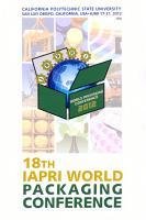 Eighteenth IAPRI World Packaging Conference PDF
