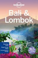 Bali and Lombok PDF