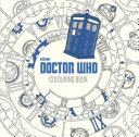 Dr  Who  The Colouring Book