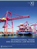 International Trade and Business Law Review PDF