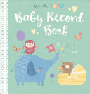 You're My Baby, Baby Record Book