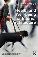 Health and Well Being for Interior Architecture PDF