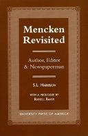 Download Mencken Revisited Book