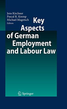 Key Aspects of German Employment and Labour Law PDF