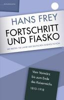 Fortschritt und Fiasko PDF