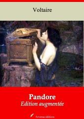 Pandore: Nouvelle édition augmentée