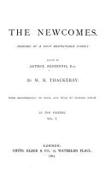 The Newcomes PDF