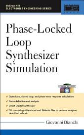 Phase-Locked Loop Synthesizer Simulation