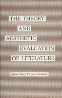 The Theory and Aesthetic Evaluation of Literature PDF