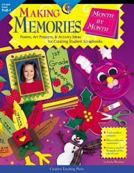 Making Memories Month By Month Book PDF