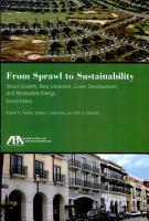 From Sprawl to Sustainability PDF