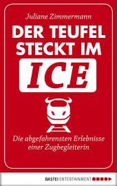 Der Teufel steckt im ICE: Die abgefahrensten Erlebnisse einer Zugbegleiterin