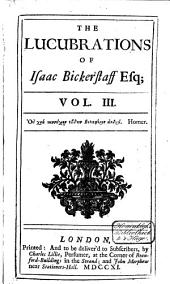 The Lucubrations of Isaac Bickerstaff: Volume 3