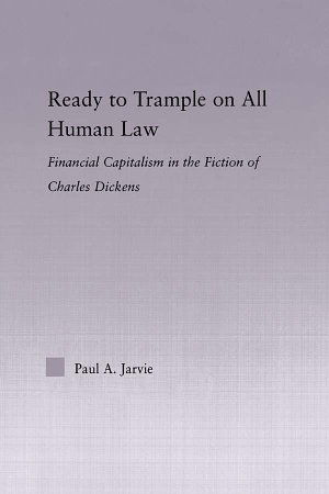Ready to Trample on All Human Law