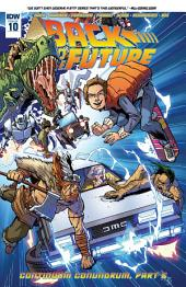 Back to the Future #10