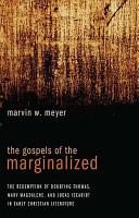 The Gospels of the Marginalized PDF