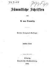 Sämmtliche Schriften: Band 12