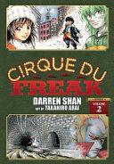 Cirque Du Freak  the Manga  Vol  2