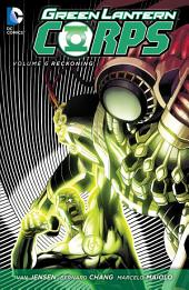 Green Lantern Corps Vol. 6: Reckoning