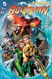 Aquaman (2011- ) #13