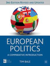 European Politics: A Comparative Introduction, Edition 3