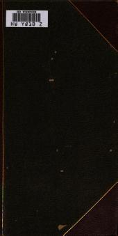 Itinéraire de Paris à Jérusalem: Volume1