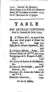 Journal des Savants