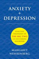 Anxiety   Depression  Effective Treatment of the Big Two Co Occurring Disorders PDF