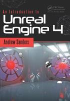 An Introduction to Unreal Engine 4 PDF