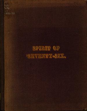 The Spirit of  seventy six PDF