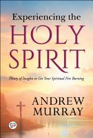 Experiencing the Holy Spirit PDF