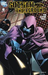 Gotham Underground (2007-) #8