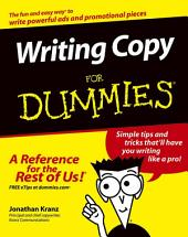 Writing Copy?For Dummies