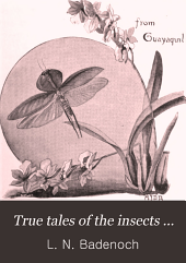 True Tales of the Insects ...