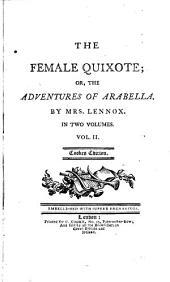 The Female Quixote: Or, The Adventures of Arabella, Volume 2