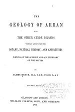 The Geology of Arran and the Other Clyde Islands