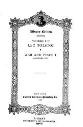 Works of Leo Tolstoi: Volume 1