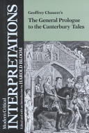Geoffrey Chaucer s The General Prologue to the Canterbury Tales PDF