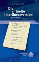 Die virtuelle Interlinearversion PDF