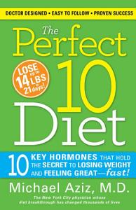 Perfect 10 Diet Book