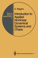Introduction to Applied Nonlinear Dynamical Systems and Chaos PDF