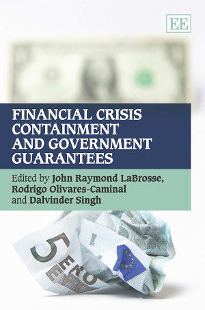 Financial Crisis Containment and Government Guarantees