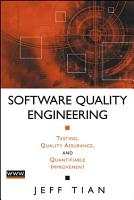 Software Quality Engineering PDF