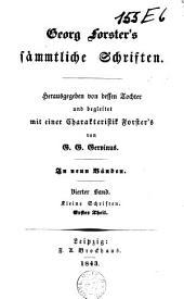 Sämmtliche Schriften: Bände 4-6