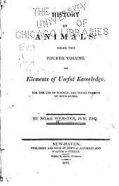 Elements of Useful Knowledge: Volume 4