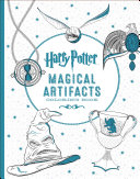 Harry Potter Artifacts Coloring Book Book