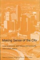 Making Sense of the City PDF