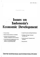 The Indonesian Quarterly PDF
