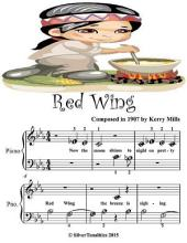 Red Wing - Beginner Tots Piano Sheet Music